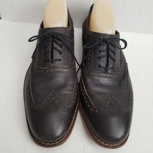 Cole Haan Nike Air Leather Wingtips